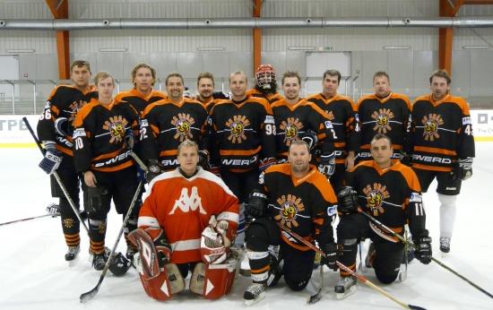 HC Sršni Brno 2009. Obrázek není k dispozici.